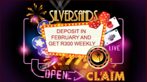 Feb offers and more from Silversands