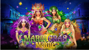 Sweet 16 and Mardi Gras Magic new game and offers from Thunderbolt