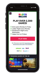 UK Mobile option